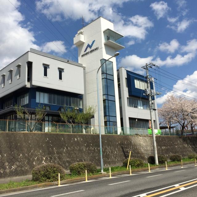 秦野市落合地区(国道246沿い)に自社ビルがあります。