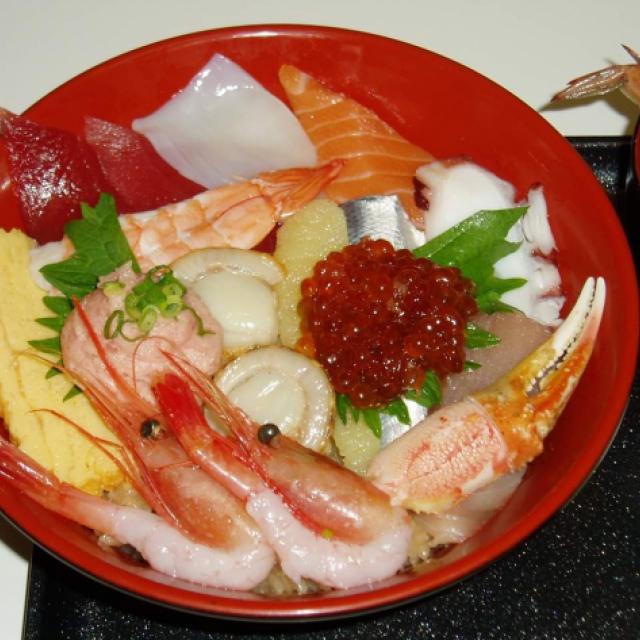 海鮮丼Vinegar